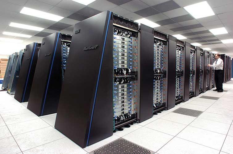 IBM Blue Gene/P superkomputeri